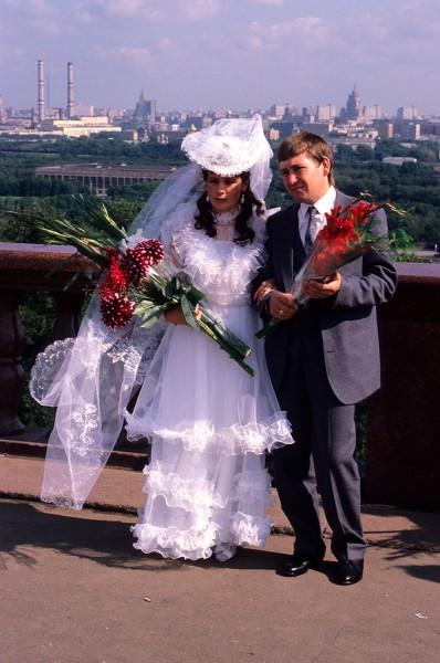 1989 год для свадьбы