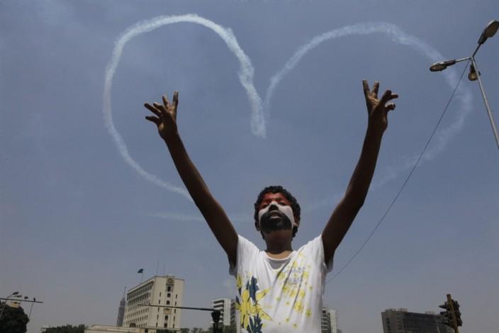 Сердце над Каиром