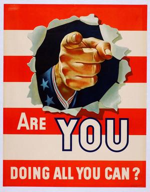 Старые американские постеры