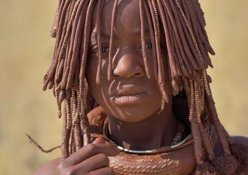 Женщины химба