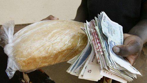 Миллионы в Зимбабве