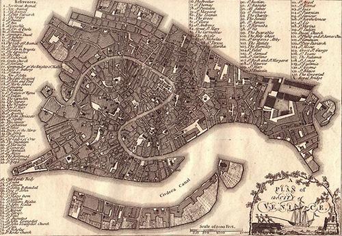 Венеция в 1800