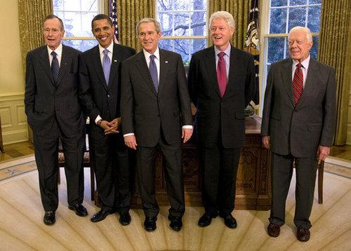 Пять президентов