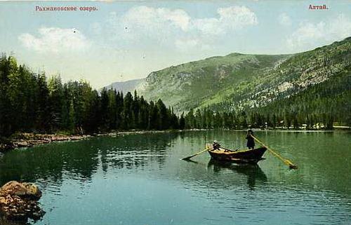 Старые фотографии Алтая