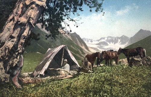 Горный Алтай сто лет назад