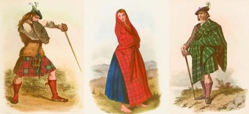 Кланы Шотландии