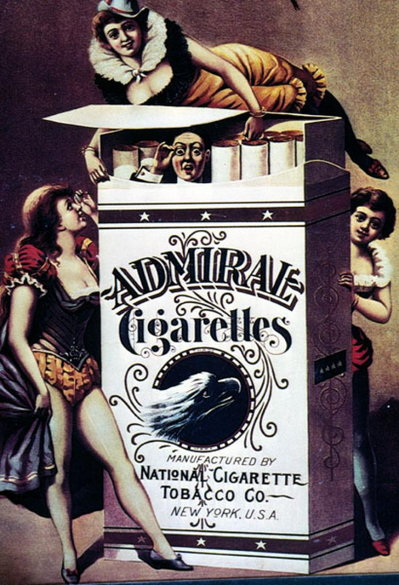 Admiral Cigarette