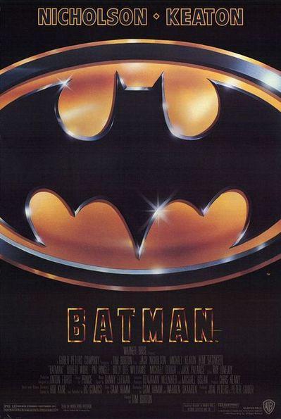 Постер Бэтмена