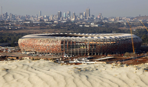 Футбол в ЮАР