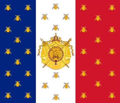 Флаг Наполеона III