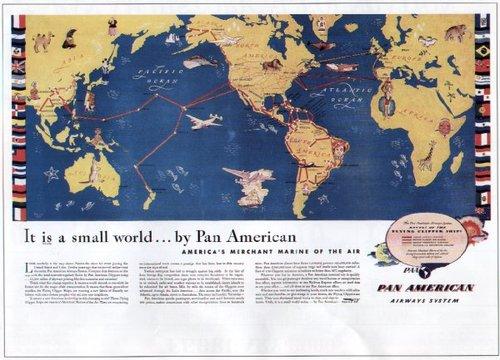 Реклама Pan American