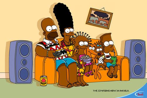 Симпсоны в Анголе