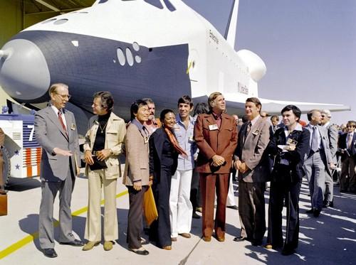 Экипаж Enterprise