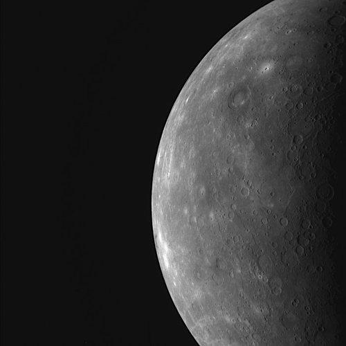 Фотографии Меркурия