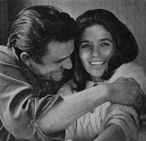 Johnny Cash June Carter Cash 1969