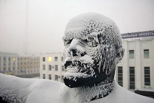 Ленин в Якутске