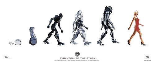 Эволюция сайлонов