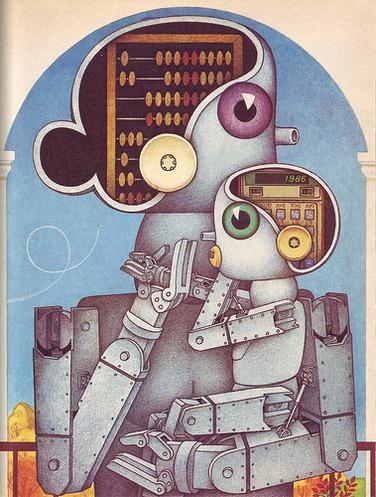 Советские роботы