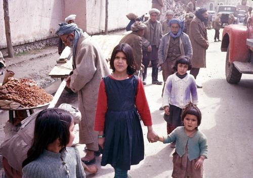 Кабул в 1960-х