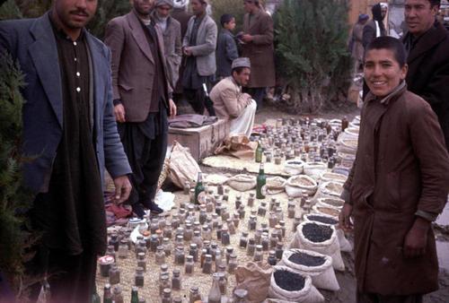 Афганистан в 1960-х
