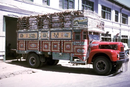 Старые фотографии Афганистана