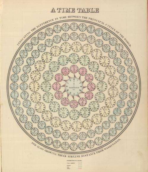Викторианская инфографики