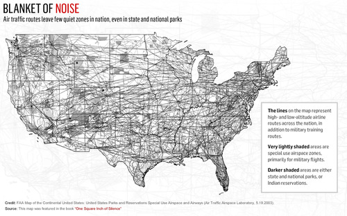 Карта шума