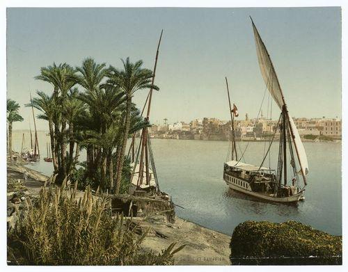 Старый Египет