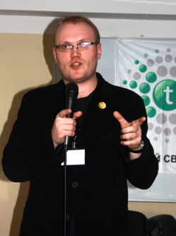 Конференция блогеров