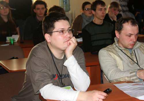 Участники Новоблогики
