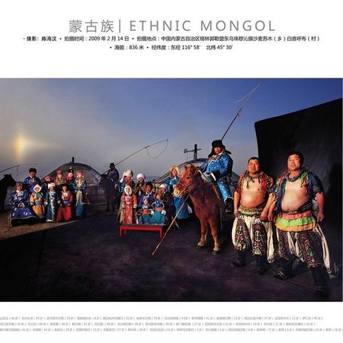 Народы Китая