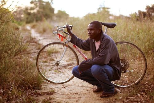 Велосипедные портреты