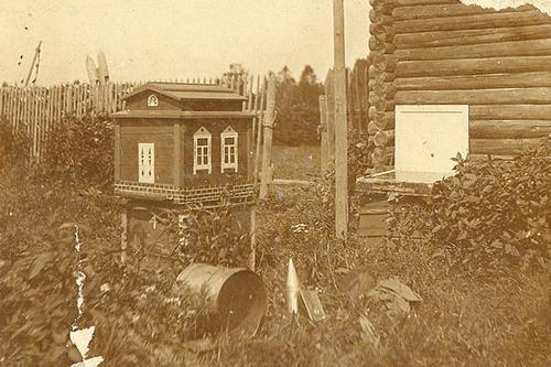 Пасека начала 20 века