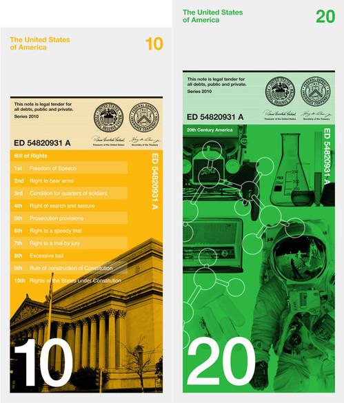 Проект новых банкнот