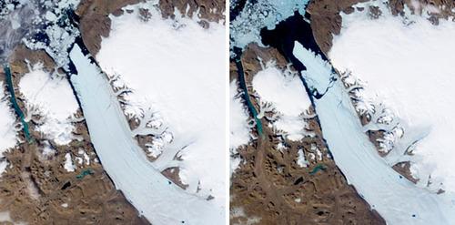 Кусок Гренландии