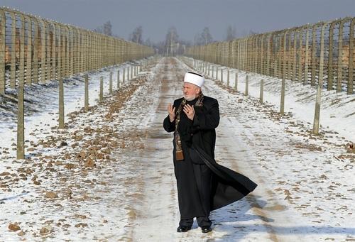 Муфтий в Освенциме