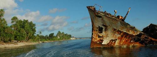 Van Camp Shipwreck