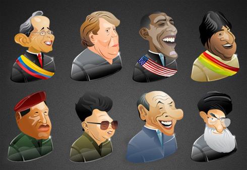 Политические иконки