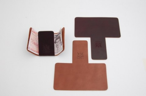 Бумажник минималиста