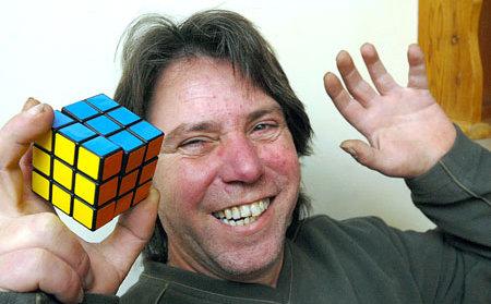 Кубик Рубика за 26 лет