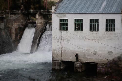 Чемальская ГЭС