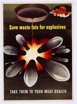 Плакаты военных лет