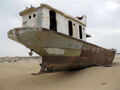 Фотографии Аральского моря
