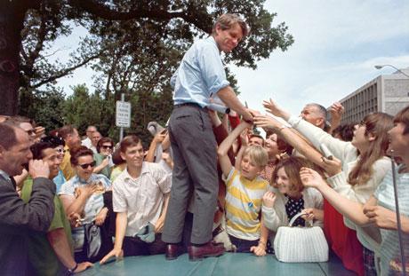 Последняя кампания Роберта Кеннеди