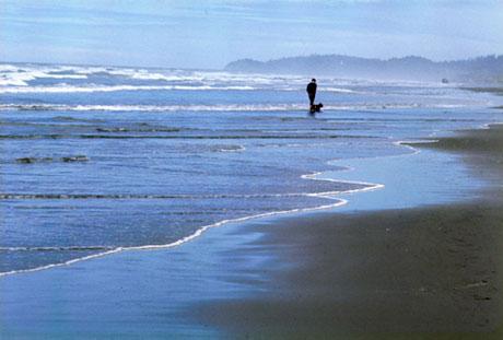 Кеннеди на пляже
