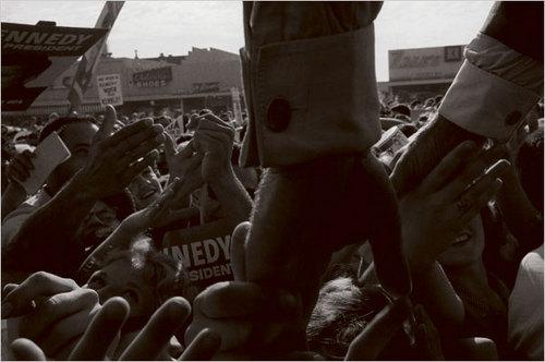 Джон Кеннеди. Фото: Корнелл Капа