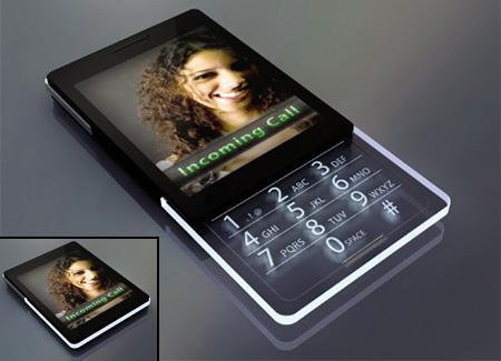 Телефоны будущего