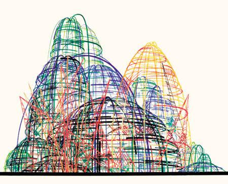 Архитектурные фантазии