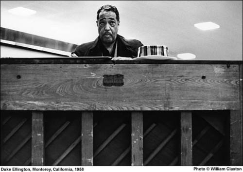 Дюк Эллингтон. Фото Уильяма Клаксона
