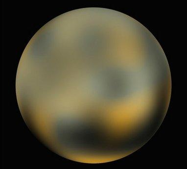 Цветной Плутон